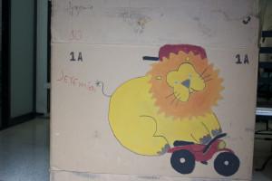 leon motorizado